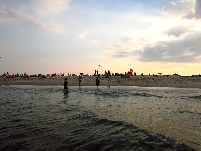 Sandy Hook Beach Concerts