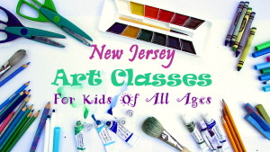 Art Classes In NJ