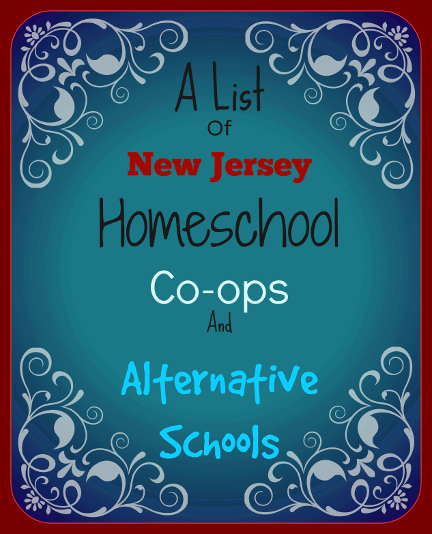 NJ Homeschool Coops And Alternative Schools