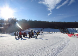 Skiing and Snowboarding For Homeschoolers in NJ