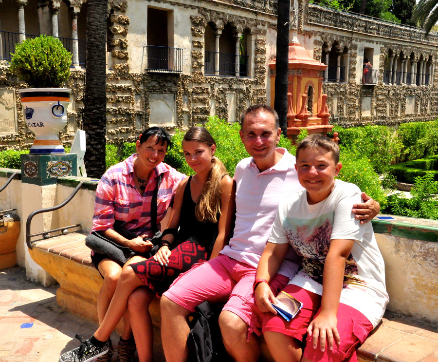 Interview With World Travelers: The Kaponay Family