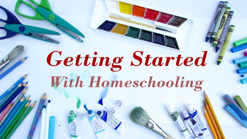 Homeschooling: Where To Begin